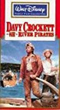Davy Crockett and the River Pirates VHS