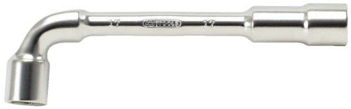 Preisvergleich Produktbild KS Tools 517.0424 ULTIMATEplus Doppel-Steckschlüssel mit Bohrung,  24mm