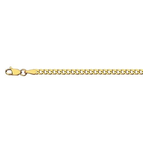 JewelryWeb Mujer oro 14 quilates (585) oro amarillo