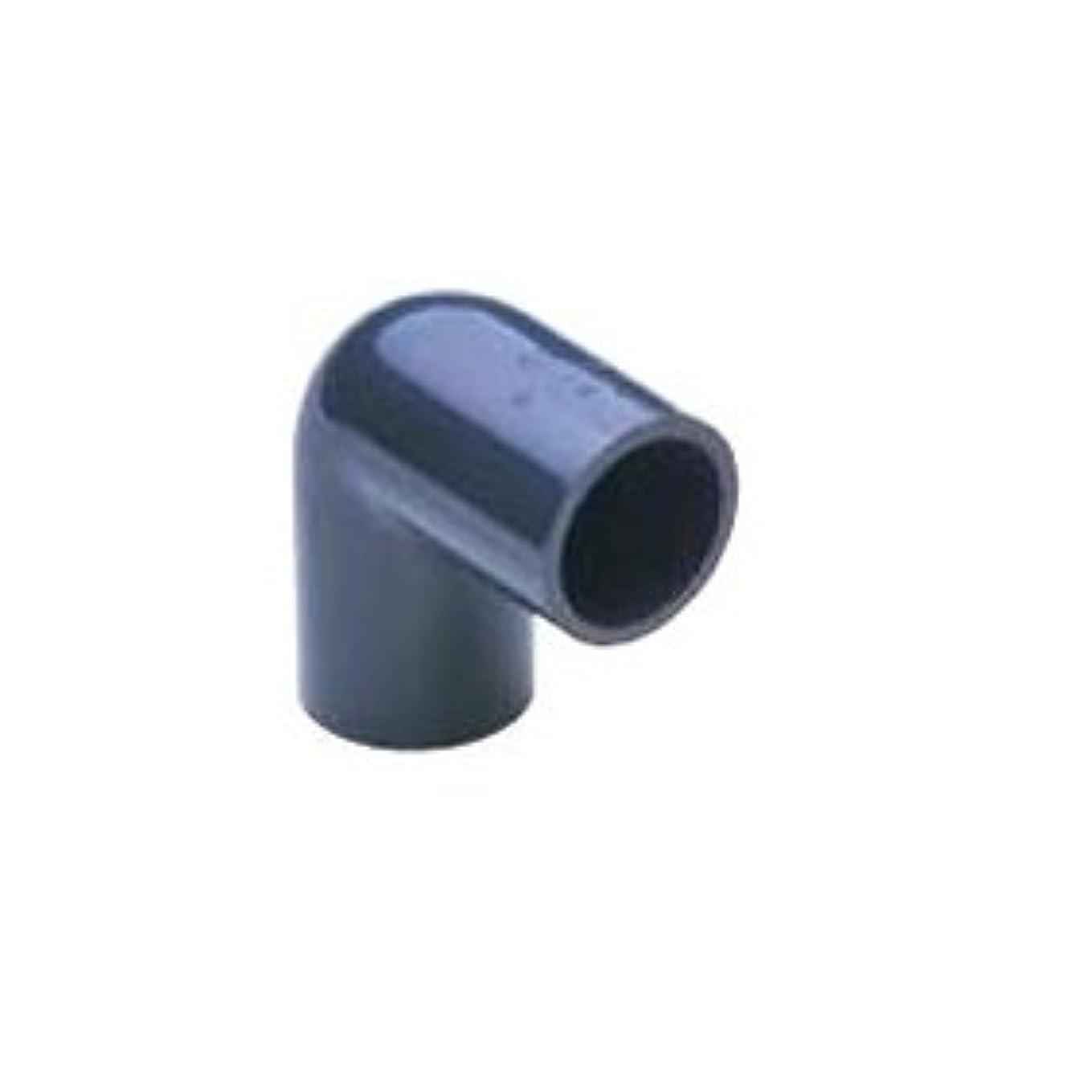 一節ねじれ正確な旭有機材 エルボ 20A AVUP-L20 塩ビ継手