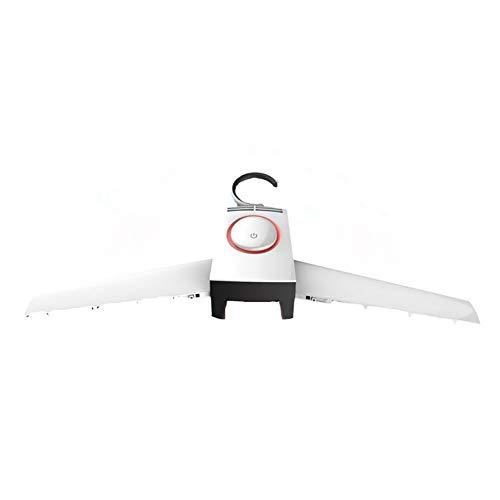 DAFA Multifunktions-Aufhänger-Trockner, Sterilisation Mildew Perspiration Deodorant-Trocknung Automatischer Schaltmodus-Trockengestell, 2 in 1 heiß/kalt / faltbar Schuhe Trockner,Hanger