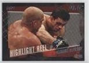 Forrest Griffin; Tito Ortiz (Trading Card) 2010 Topps UFC Series 4 - [Base] #189