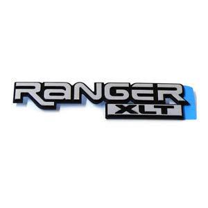 Genuine New 1993-2005 Fоrd Ranger XLT Chrome Fender Emblem Decal Right Left F67Z-16720-A
