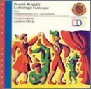 Rossini-Respighi: La Boutique Fantasque (The Magic Toy Shop) / Bizet: L'Arlesienne Suite No. 2, Jeux d'enfants