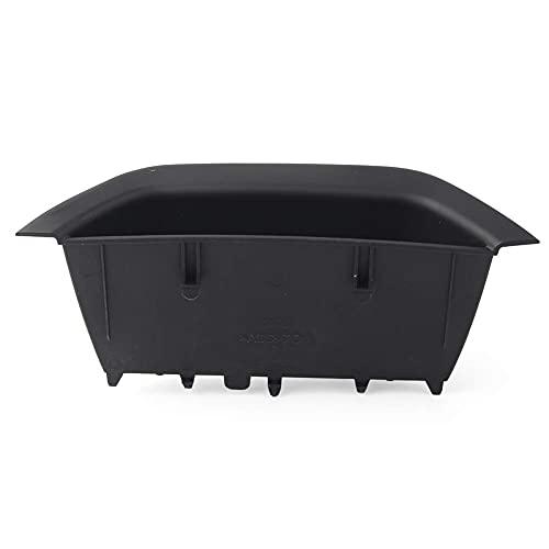 QifawU - Tirador interior para puerta de coche, color negro