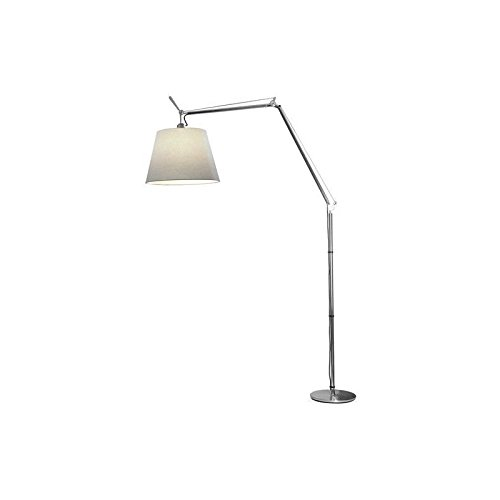 Artemide - Tolomeo Mega Terra Satin Ø36cm on/Off