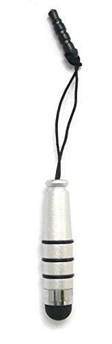 Emartbuy® Argento Mini Penna Stilo Metallizzata Adatta per Acer Liquid X2
