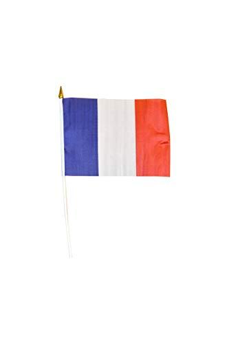 Aptafêtes, motivo: bandiera della Francia, a diaframma