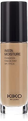 Kiko Milano Instamoisture Foundation 09 - 3G | Base de Maquillaje Fluida Perfeccionadora E Hidratante SPF 25