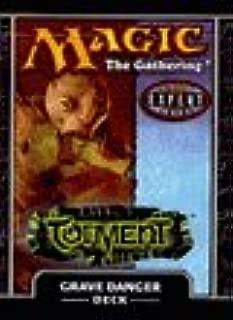 Magic the Gathering Torment Grave Danger Theme Deck