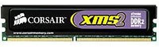 CORSAIR XMS2 1GB PC2-5400 675MHz 240-pin DDR2 Dual Channel Desktop Memory