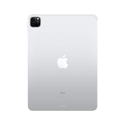 2020 Apple iPad Pro (11, Wi-Fi, 512GB) - Silber (2. Generation)