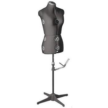 Buste De Couture Mannequin Femme Reglable Taille 36 A 42 Siera Modele 150 Amazon Fr Cuisine Maison