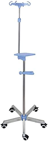 Medical IV Poles Stand Retractable Shipping included With Hooks Homecar Ranking TOP19
