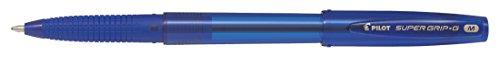 Pilot 524264 Stylo bille Super Grip trait G, Couleur : Bleu