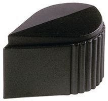 EHC MS91528-1P2S KNOB Material Plastic, Pointer BAR KNOB, KNOB/DIAL Style Pointer BAR, KNOB Diameter 17.78MM, 6.35MM, Product Range Body Material Plastic, ROHS Compliant, Shaft Size 1/4 (6.35) in. (