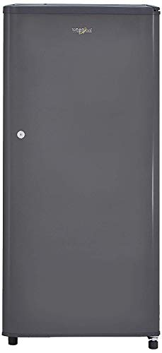 Whirlpool 190 L 2 Star Direct-Cool Single Door Refrigerator (WDE 205 CLS 2S, Grey)