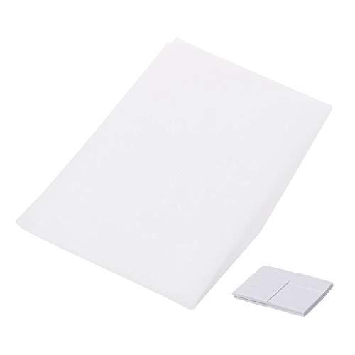 SimpleLife Universal de Cocina de Papel Absorbente Anti Aceite algodón filtros Extractor de Campana extractora