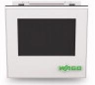 762-1035 Wago PERSPECTO WP, Web-Panel WP 35 QVGA
