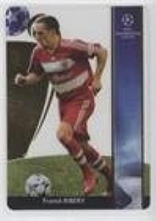 Franck Ribery (Trading Card) 2008-09 Panini UEFA Champions League Trading Cards - [Base] #57