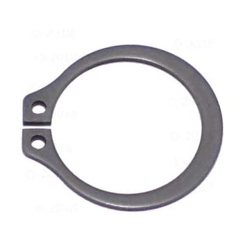 7//16 External Retaining Ring 15 pieces