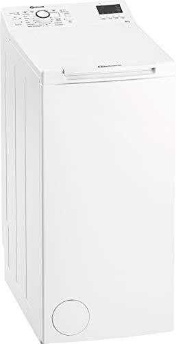 Bauknecht WTL 46212 N Toplader-Waschmaschine / 6 kg/Kurz 30° /Antiflecken Programm/FreshFinish/Startzeitvorwahl/Energy Saver/Mehrfachwasserschutz +