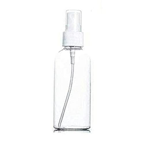 Nsdsb Botella De Spray Transparente para Viajes 30Ml Botella De Spray De Pequeña Capacidad 1Pcs Transparente
