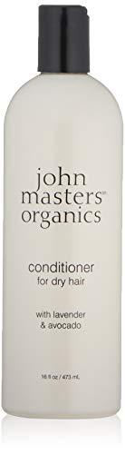 John Masters Organics Acondicionador para Cabello Seco con Lavanda y Aguacate