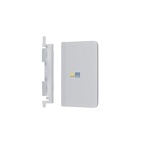 Liebherr 9590228 ORIGINAL Griff für Gefrierfach Frosterfachgriff mit Türfeder z.T. KE1363 KE1364 KE1373 KE1603 KE1613 KE1614 KE1623 KE1624 KE1633 KE1634 KE1644 KE1664 KE1673 KE1964 Kühlschrank