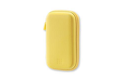 Moleskine Journey Hay Yellow Small Pouch Hard
