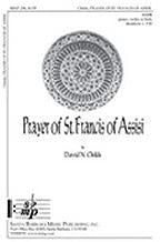 Best prayer of saint francis sheet music Reviews