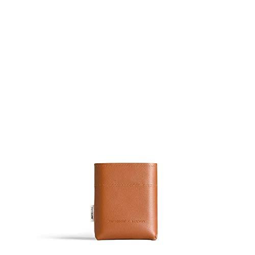 memobottle A7 Leather Sleeve/Funda de piel para botella de agua A7