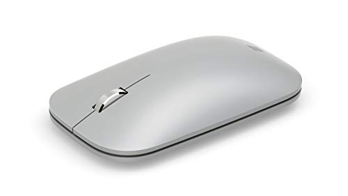 Microsoft Surface Mobile Mouse, Bluetooth, Platino