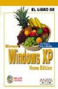 Libro de windows xp home edition (+ CD-rom) (El Libro De)