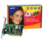 Acer Computer AcerModem 56 Surf PCI Modem analog