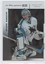 Evgeni Nabokov (Hockey Card) 2003-04 In the Game-Used Signature Series - [Base] #88