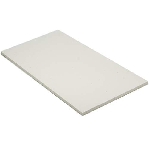 Lynn Manufacturing Universal Baffle Board, Superwool, 2100F, 21'' x 11-3/4'' x 1/2'', 2250A