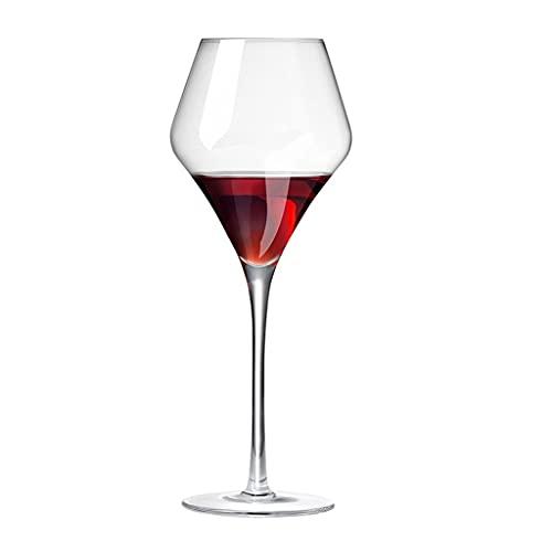 FEANG Copas de vino para copas de vino, irrompibles, reutilizables, copas de bebida (juego de 4) - Bebidas para interiores y exteriores, gran regalo para el día de la madre y la boda