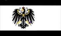 Stock-drapeau : 30 x 45 preußen mg