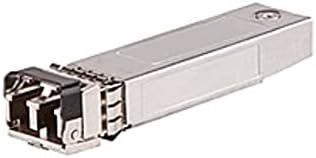 Aruba 10G SFP+ LC LR 10km SMF Transceiver - for Data Networking, Optical Network - 1 x LC 10GBase-LR Network - Optical Fiber - Single-Mode - 10 Gigabit Ethernet - 10GBase-LR (Renewed)