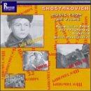 Shostakovich: Music From the Films; Viborg District / A Great Citizen / Passer-by / Sofia Perovskaya
