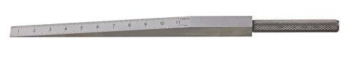 Messkeil Messbereich 0,5-11 mm - Werkzeugstahl