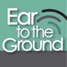 Ear to the Ground audiobook cover art
