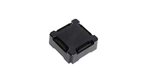 DJI Charging Hub, Caricabatterie Multiplo, Compatibile con DJI Mavic, Compatto e Portatile, Ricarica Veloce, Alta Affidabilità, Nero