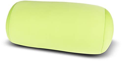 Kuschel-Maxx Cojín de Relax Verde neón 5147, 33 x 17