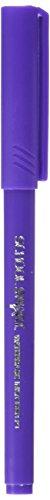 School Smart Felt Tip Pens - Pack of 12 - Purple