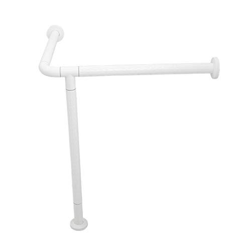 Anti-Rutsch-Duschgriff, Waschtisch Garb Bar for Ältere Menschen Barrierefreiheit Sicherheitshandlauf Waschen Rutschfester, Antistatischer, Antibakterieller Haltegriff (Color : White)