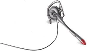 : Plantronics Replacement Headset for S12 (Home Office Products / Mobile-Cordless-Office Headsets)