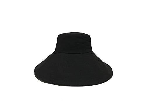 Giorno di 15 centimetri Bordo Pescatore Cappello Femminile Del Sole di Estate Visiera Coprire Le Loro Facce Cappello Femminile UV Del Cappello Del Sole