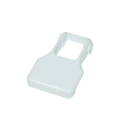 Crosslee 421307792351 White Knight Tumble Dryer Door Handle, White